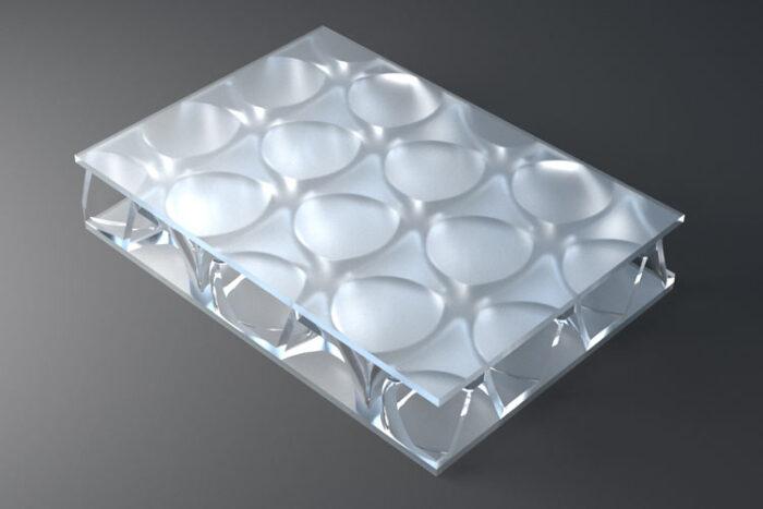 clear pep UV Satin Clear
