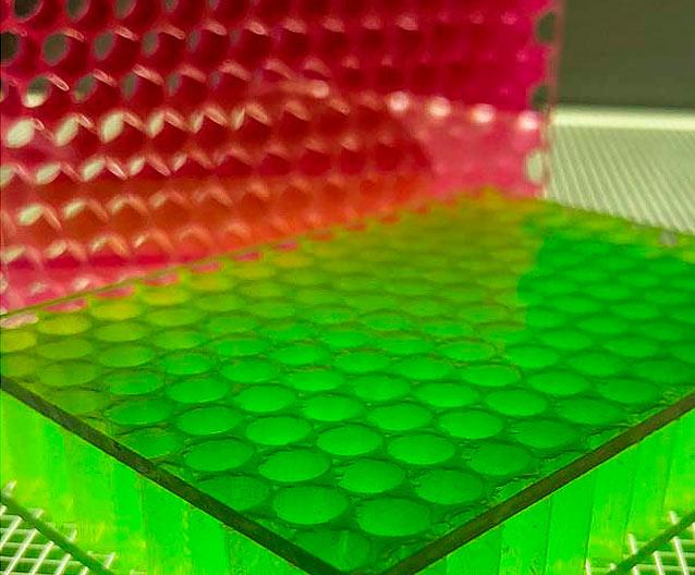 Color AIR-board® UV PC