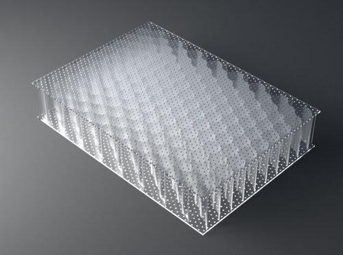 Moxie Surfaces AIR board Acoustic